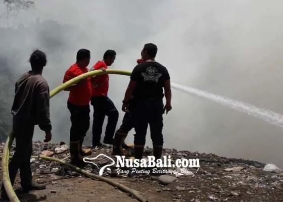 Nusabali.com - tps-di-kelurahan-kapal-terbakar
