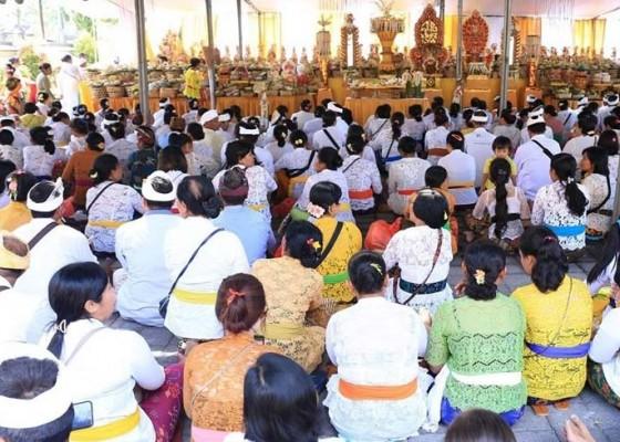 Nusabali.com - pemkab-klungkung-gelar-manusa-yadnya-atma-wedana-massal