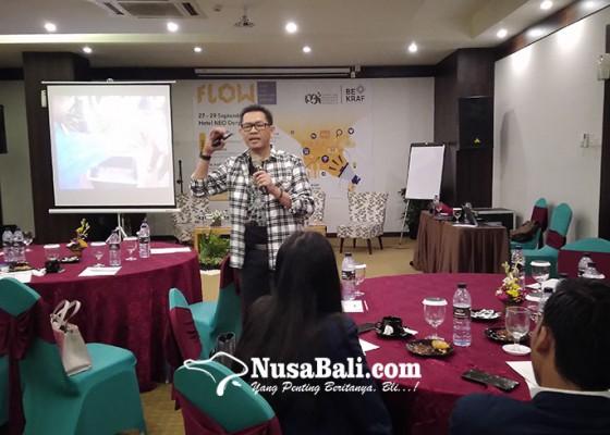Nusabali.com - bekraf-gelar-pelatihan-periklanan-di-bali