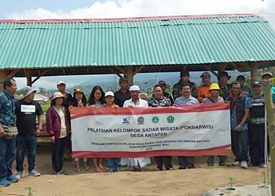 Nusabali.com - tim-dosen-unud-lakukan-pendampingan-agrowisata-berbasis-sayuran
