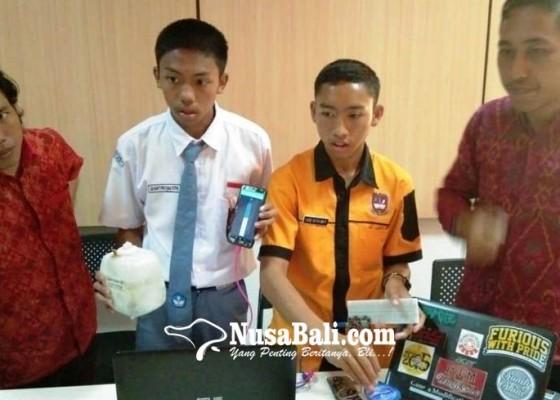 Nusabali.com - deteksi-air-radiator-lewat-hp