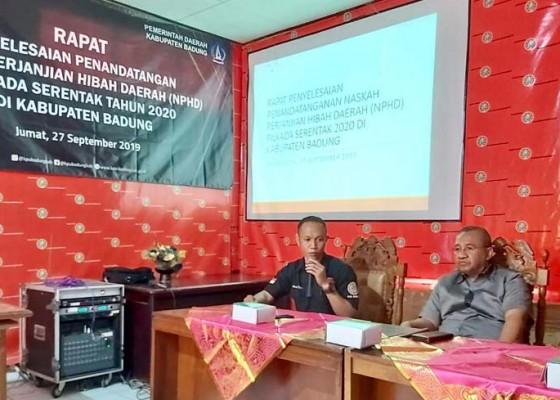 Nusabali.com - anggaran-pilkada-badung-rp-292-m