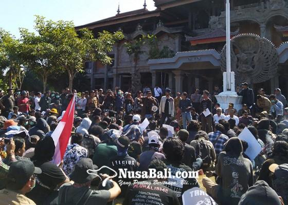 Nusabali.com - aksi-bali-tidak-diam-kembali-digelar