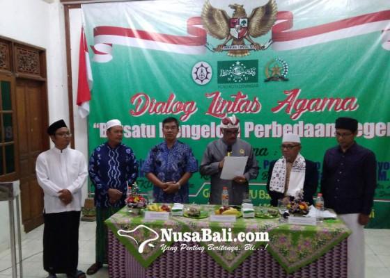 Nusabali.com - tokoh-lintas-agama-bali-ingatkan-jaga-persatuan