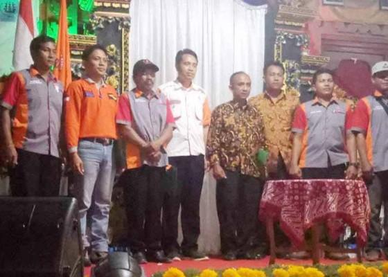Nusabali.com - bpbd-kukuhkan-ketua-radio-bencana