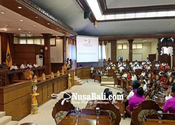 Nusabali.com - genjot-pembahasan-4-ranperda-usai-dilantik