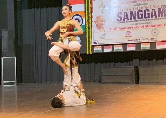 Nusabali.com - dharma-duta-shantisena-agp-bangun-jembatan-budaya-dan-yoga-art