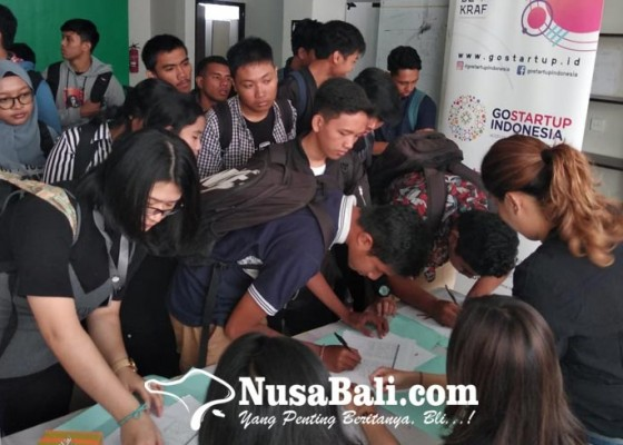 Nusabali.com - 23-startup-bali-bersaing-dalam-pitching-competition