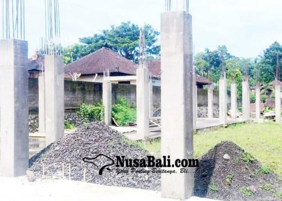 Nusabali.com - kejari-badung-bidik-gedung-bumdes-sembung