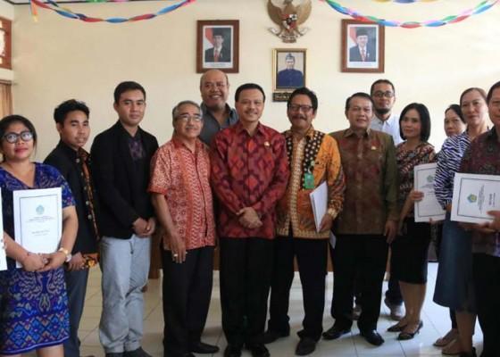 Nusabali.com - dibagikan-kepada-14-lks-dan-lksa