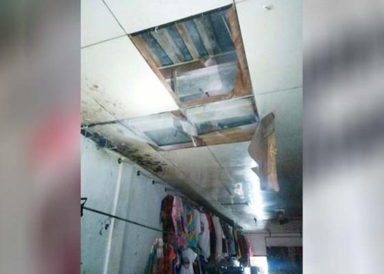 Nusabali.com - diduga-korsleting-listrik-art-shop-nyaris-ludes-terbakar