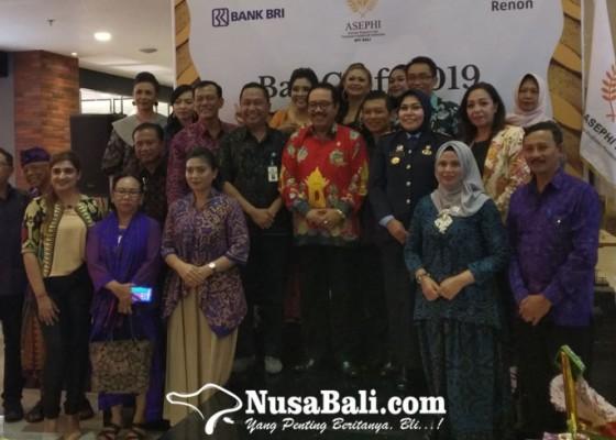 Nusabali.com - asephi-gelar-bali-craft-2019-di-plaza-renon