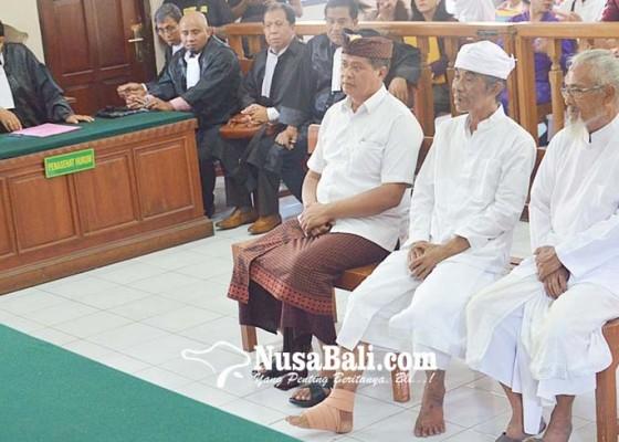 Nusabali.com - bos-maspion-mangkir-sidang-sudikerta-ditunda