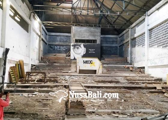 Nusabali.com - areal-eks-gedung-bioskop-jadi-tempat-favorit-mesum
