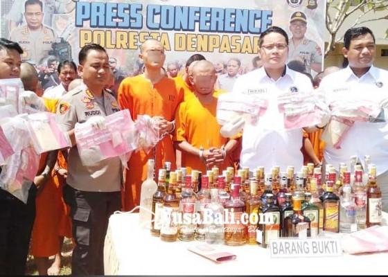 Nusabali.com - operasi-antik-jaring-28-tersangka-narkotika