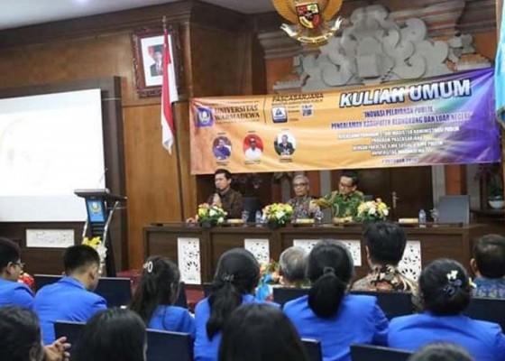Nusabali.com - bupati-suwirta-sharing-strategi-kebijakan