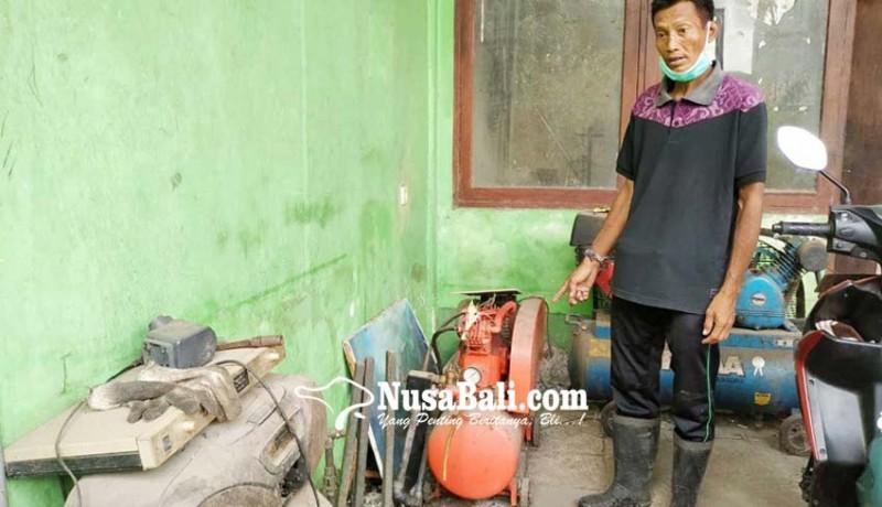 www.nusabali.com-instalasi-gas-metan-tpa-macet-sejak-setahun