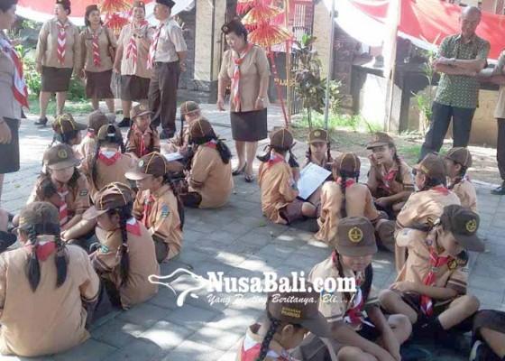 Nusabali.com - tim-kabupaten-nilai-pramuka-sdn-1-pesedahan