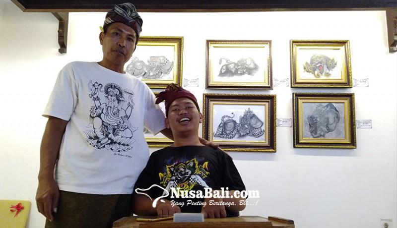 www.nusabali.com-agus-mertayasa-melampaui-keterbatasan-dengan-lukisan