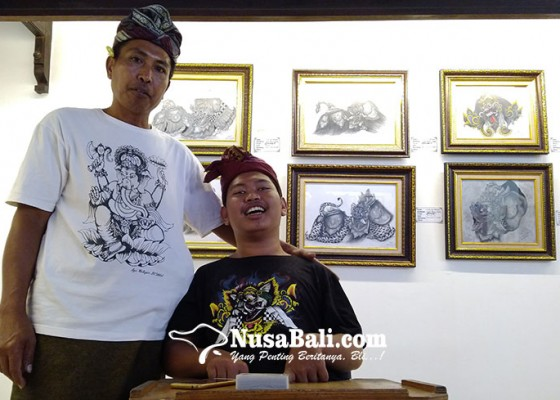 Nusabali.com - agus-mertayasa-melampaui-keterbatasan-dengan-lukisan