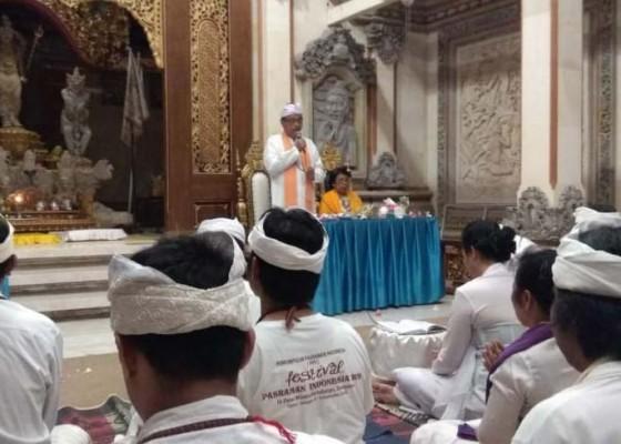 Nusabali.com - ashram-vrata-wijaya-gelar-dharmatula