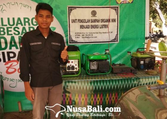 Nusabali.com - hebat-mahasiswa-unud-kembangkan-mesin-pengolah-limbah-ke-biogas