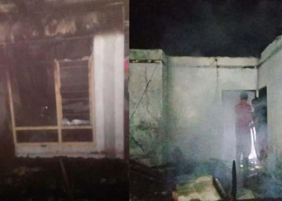 Nusabali.com - dua-rumah-terbakar-ratusan-kilogram-cengkih-terbakar