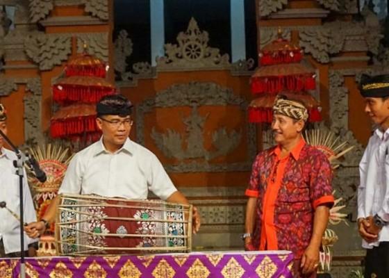 Nusabali.com - pentas-seni-budaya-kelurahan-sumerta-kembali-digelar