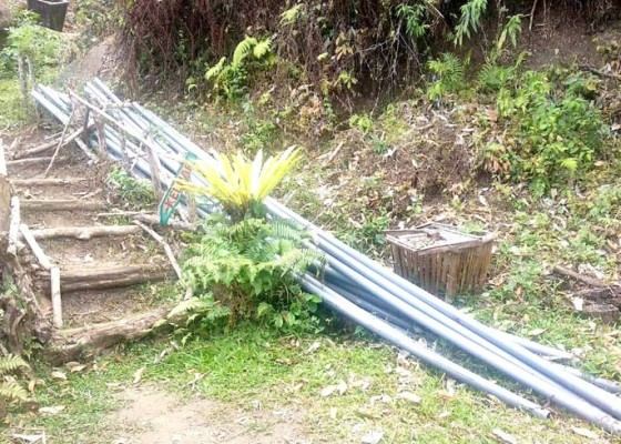 Nusabali.com - warga-pertanyakan-kelanjutan-bantuan-pamsimas-di-pendem