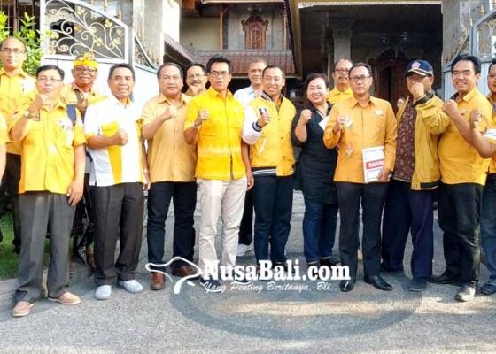 Nusabali.com - lolak-jadi-plt-ketua-hanura-bali