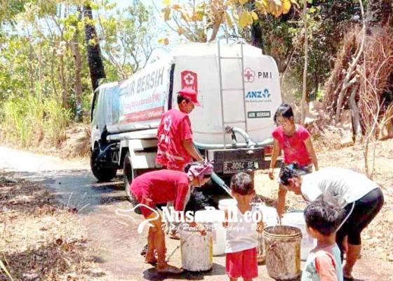 Nusabali.com - musim-kemarau-permohonan-air-bersih-meningkat
