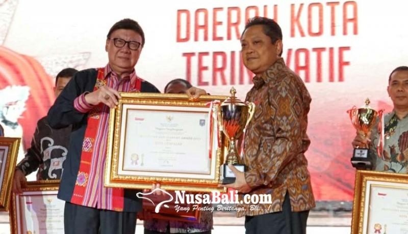 www.nusabali.com-denpasar-dinobatkan-sebagai-kota-terinovatif-se-indonesia