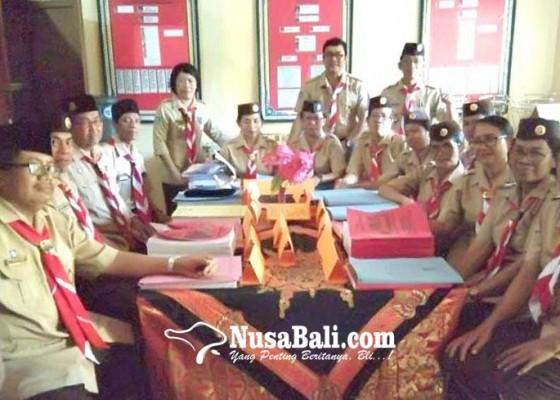 Nusabali.com - sdn-3-ban-dan-smpn-2-manggis-juara-pramuka
