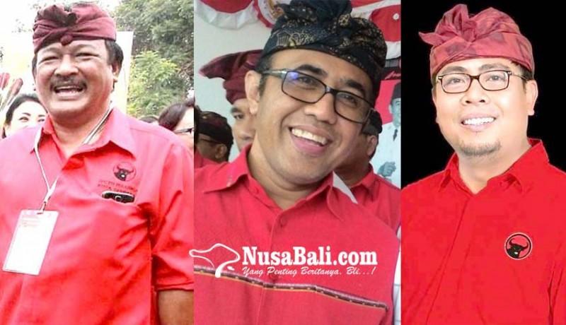 www.nusabali.com-pdip-uji-elektabilitas-pasangan-jaya-ngurah-dan-paket-jaya-wibawa