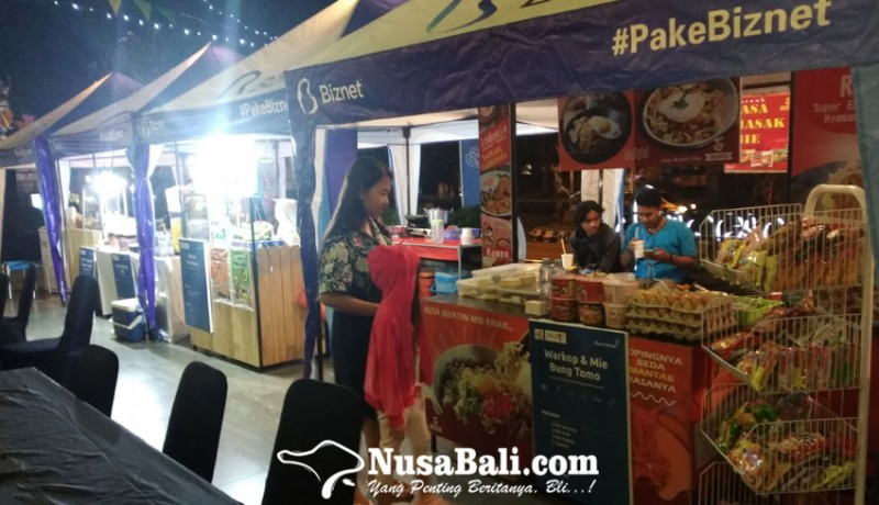 www.nusabali.com-food-lovers-yuk-kulineran-di-plaza-renon
