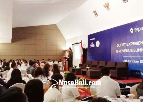 Nusabali.com - hotel-didorong-kelola-maksimal-data-wisatawan
