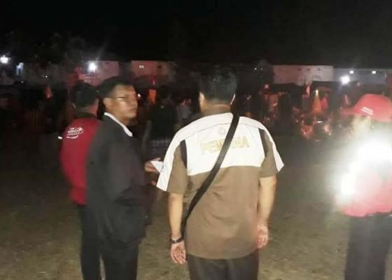 Nusabali.com - kemah-smkn-4-negara-ditingkahi-kerauhan-massal