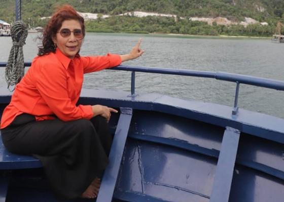 Nusabali.com - sah-menteri-susi-tetapkan-teluk-benoa-jadi-kawasan-konservasi