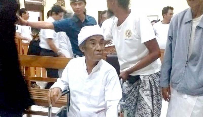 www.nusabali.com-penangguhan-penahanan-dikabulkan-wayan-wakil-keluar-lapas