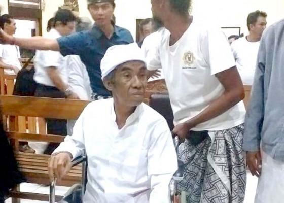 Nusabali.com - penangguhan-penahanan-dikabulkan-wayan-wakil-keluar-lapas