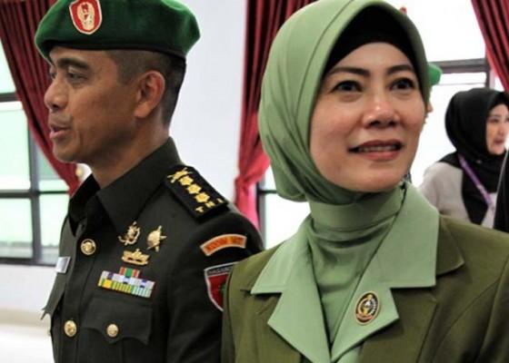 Nusabali.com - eks-dandim-kendari-ditahan-14-hari