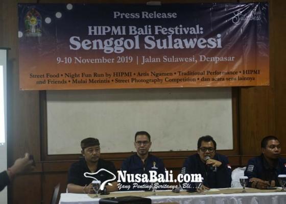 Nusabali.com - hipmi-bali-akan-gelar-festival-senggol-sulawesi