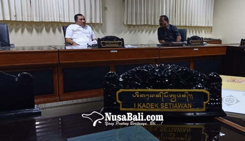 www.nusabali.com-penataan-besar-besaran-fasilitas-di-dprd-bali