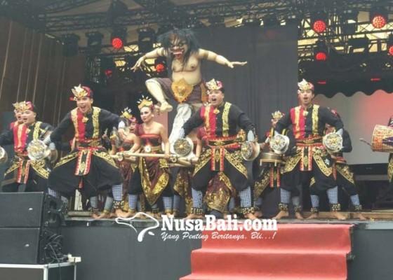 Nusabali.com - tim-seni-uptd-taman-budaya-bali-undang-decak-kagum