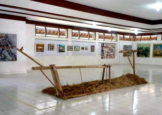 Nusabali.com - museum-subak-gelar-pameran-seni-rupa