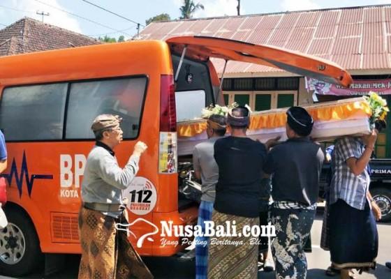 Nusabali.com - pengabenan-wirata-sindhu-dilangsungkan-rabu-pagi