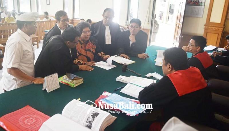 www.nusabali.com-sudikerta-dan-saksi-debat-soal-pertemuan