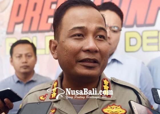 Nusabali.com - satgas-ctoc-jamin-keamanan-bali-jelang-pelantikan-presiden