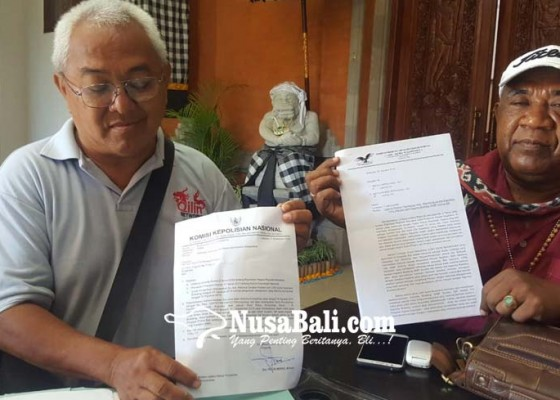 Nusabali.com - sengketa-tanah-kapolres-buleleng-dilaporkan-ke-propam