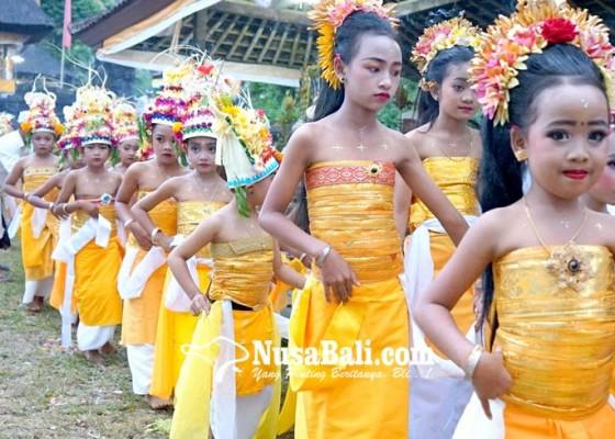 Nusabali.com - rejang-dewa-akhiri-rangkaian-usaba-kapat